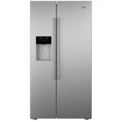 Beko Frigo Side by side 544L A++ GN162530X